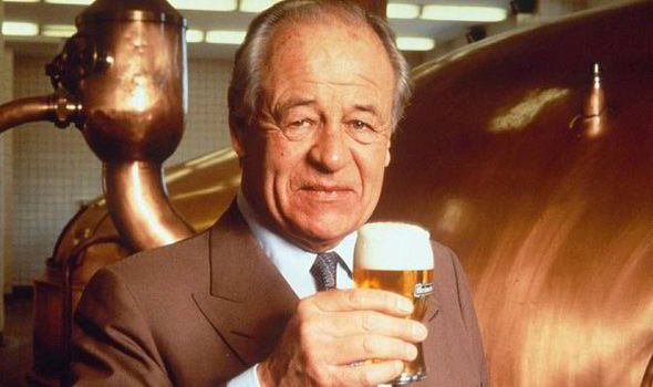 Freddy Heineken, Hollandalı bira üreticisi (DY-1923) tarihte bugün
