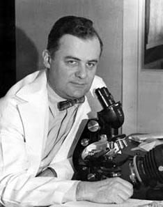 Frederick Chapman Robbins, Nobel ödülü sahibi mikrobiyolog (DY-1916) tarihte bugün
