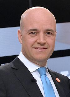 Fredrik Reinfeldt, isveçli siyasetçi, başbakan tarihte bugün