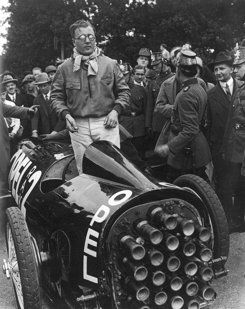 Fritz von Opel, Alman otomotiv üreticisi (ÖY-1971) tarihte bugün