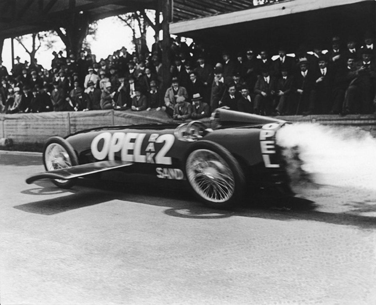 Fritz Von Opel Kimdir Doğdu