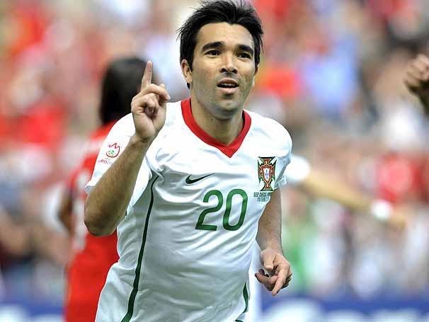 Deco, Portekizli futbolcu tarihte bugün