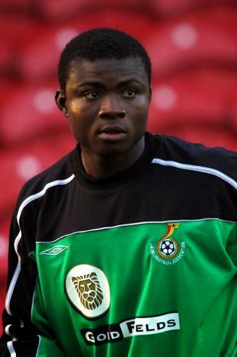George Owu, Ganalı futbolcu tarihte bugün