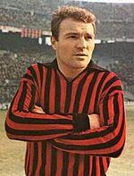 Jose Altafini, italyan futbolcu tarihte bugün