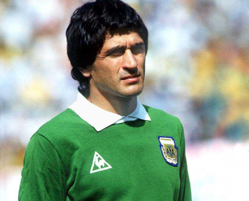 Ubaldo Fillol, Arjantinli futbolcu (kaleci) tarihte bugün