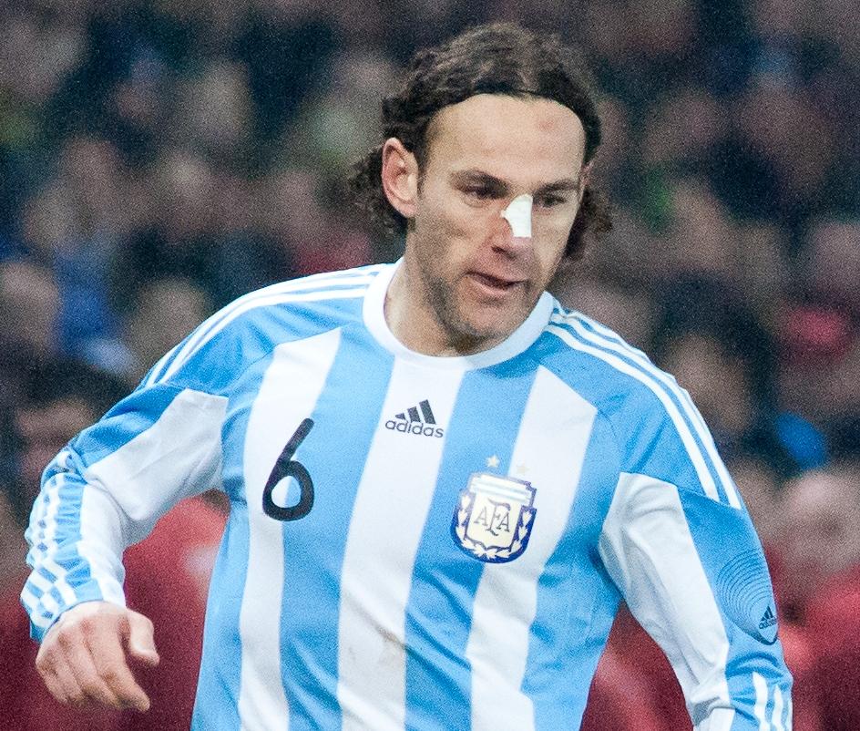 Gabriel Milito, Arjantinli futbolcu tarihte bugün