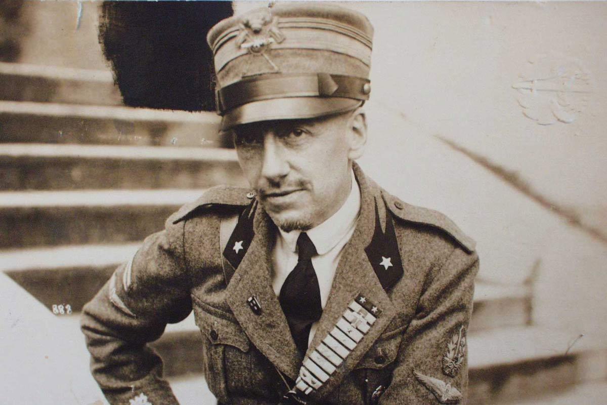 Gabriele DAnnunzio öldü