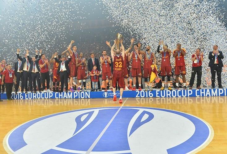 Galatasaray Eurocupı Kazanan Ilk Türk Takımı Oldu