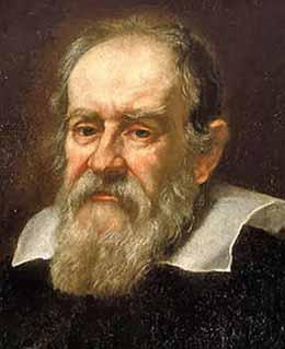 Galileo Galilei, italyan fizikçi, matematikçi (DY-1564) tarihte bugün