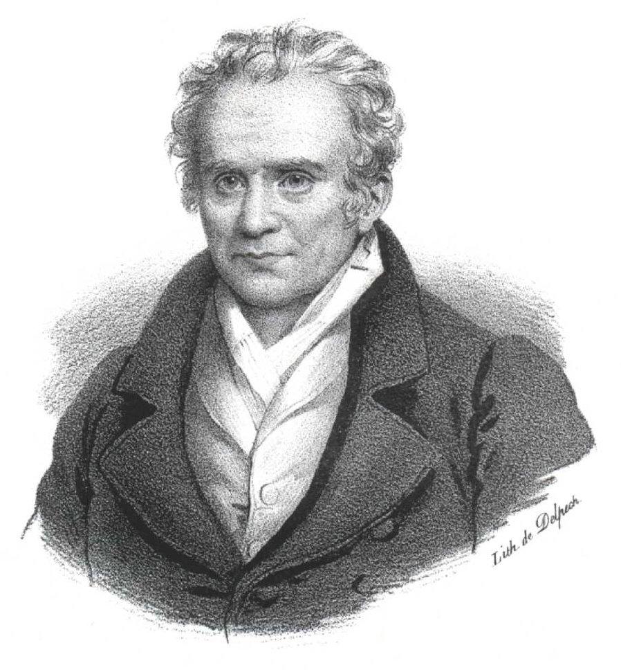 Gaspard Monge, geometrinin kurucularından Fransız matematikçi (DY-1746) tarihte bugün