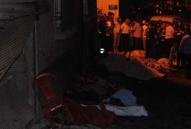 Gaziantep Düğünde Terör Saldırısı