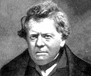 Georg Ohm, Alman fizikçi (DY-1789) tarihte bugün