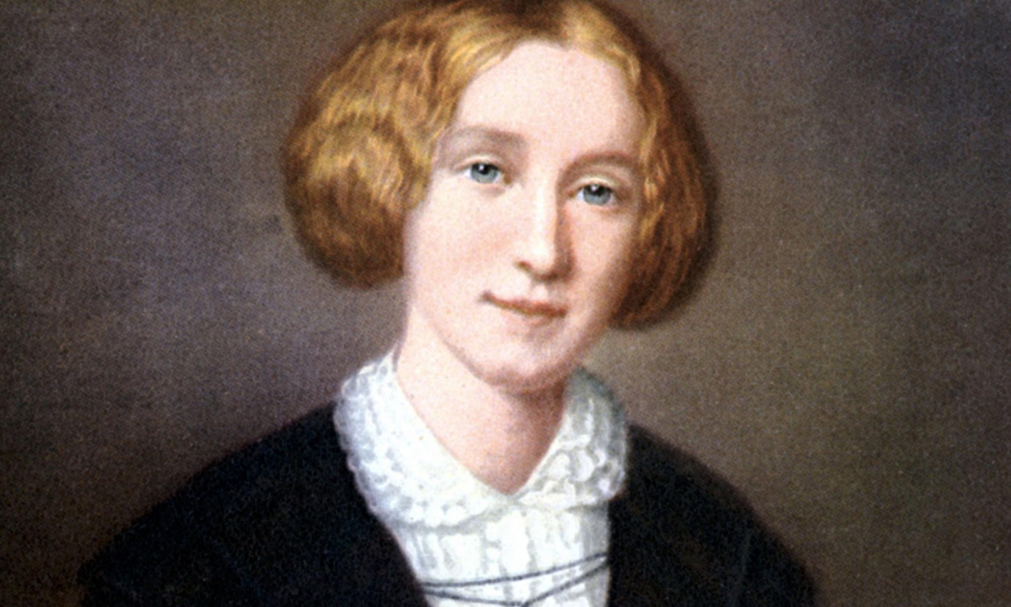 George Eliot, ingiliz yazar (DY-1819) tarihte bugün