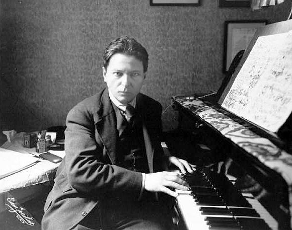 George Enescu, klasik müzik bestecisi (ÖY-1955 tarihte bugün