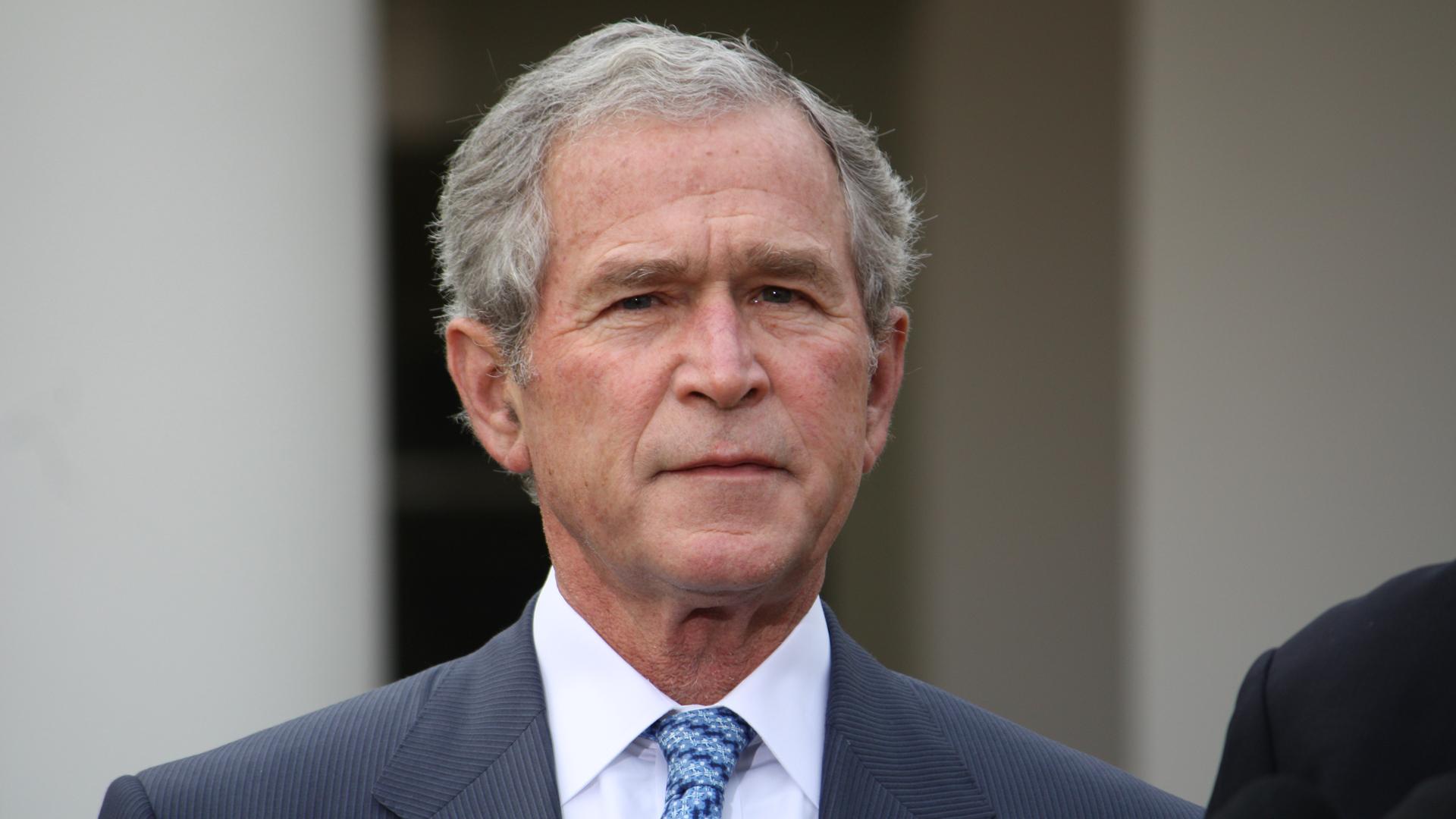George W. Bush, ABD 43. başkanı tarihte bugün