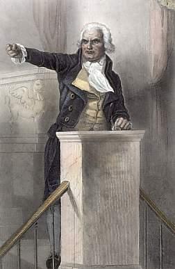 Georges Jacques Danton kimdir ölüm tarihi
