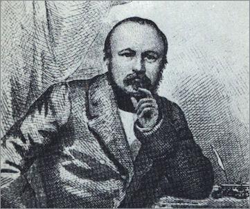 Gerard de Nerval, Fransız şair ve yazar, intihar etti (DY-1808) tarihte bugün