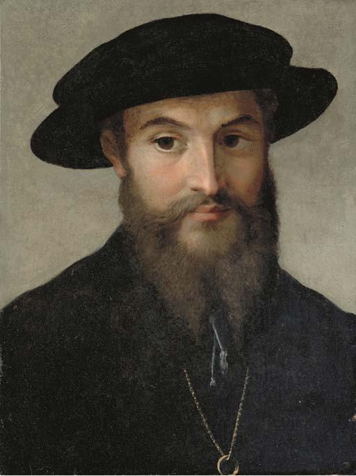 Girolamo Francesco Maria Mazzola, italyan ressam (DY-1503) tarihte bugün