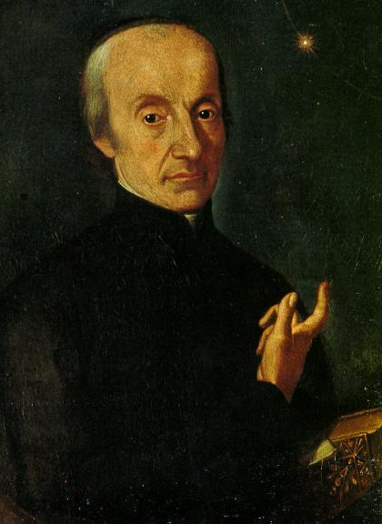 Giuseppe Piazzi, rahip ve matematikçi(DY-1746) tarihte bugün
