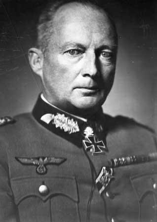 Günther Von Kluge Vefatı