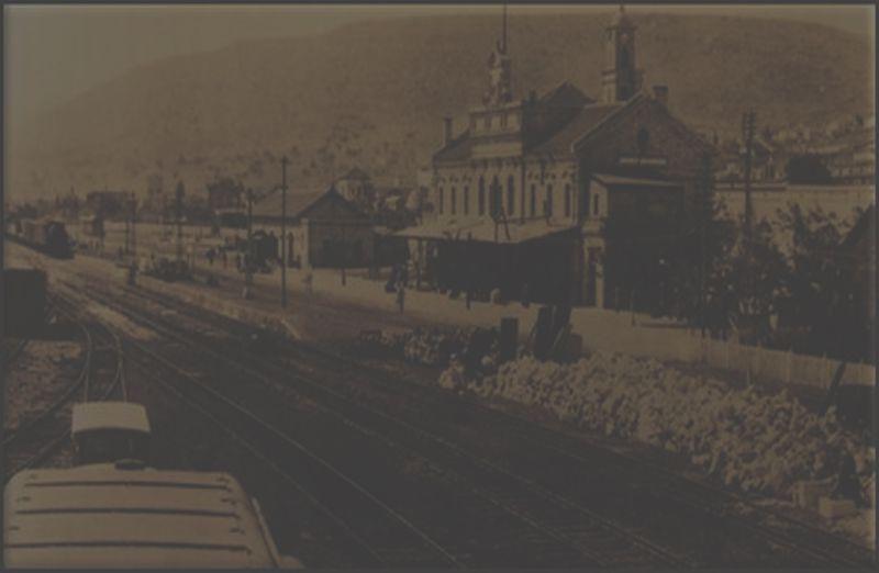 Günün Fotoğrafı Samsun Sivas demiryolu
