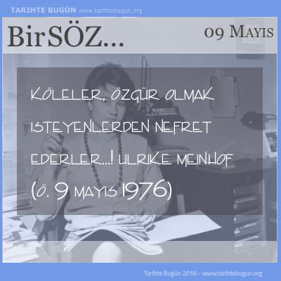 Ulrike Meinhof kimdir sözleri