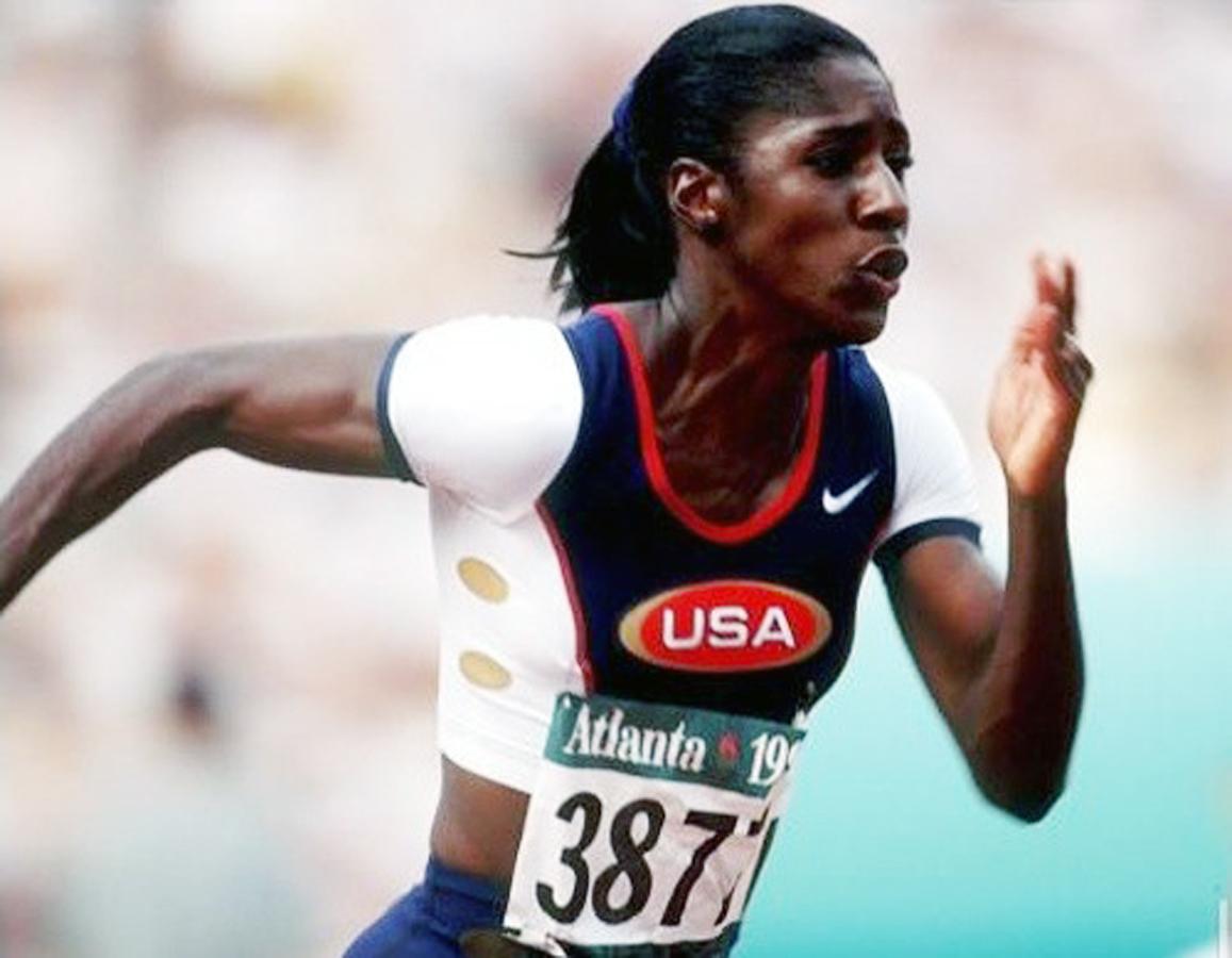 Gwen Torrence, ABD'li atlet tarihte bugün