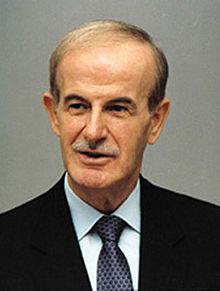 Hafız Esed, Suriye devlet başkanı (ölümü:2000) tarihte bugün