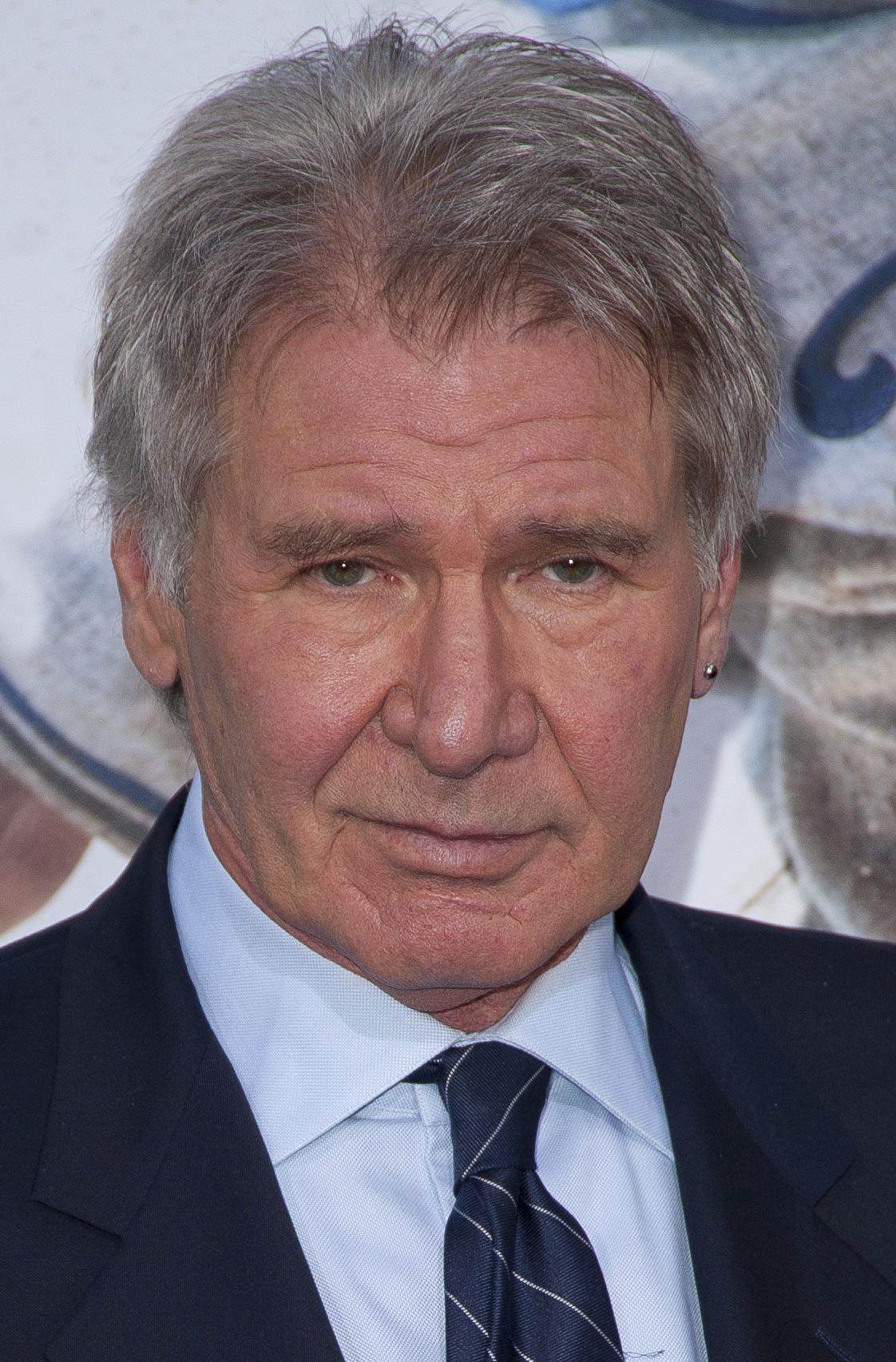 Harrison Ford, Amerikalı aktör tarihte bugün
