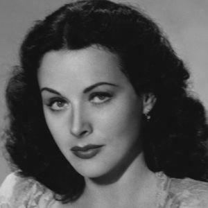 Hedy Lamarr, aktris ve mucit (DY-1914) tarihte bugün
