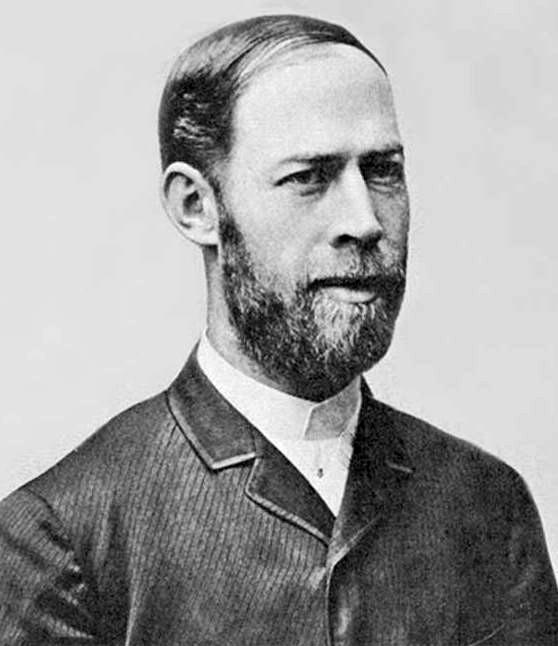 Heinrich Hertz, Alman fizikçi (ÖY-1894) tarihte bugün