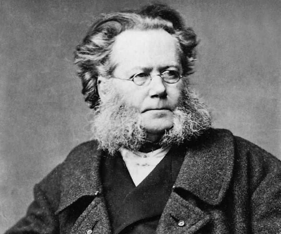 Henrik Ibsen, Norveçli yazar (ÖY-1906) tarihte bugün
