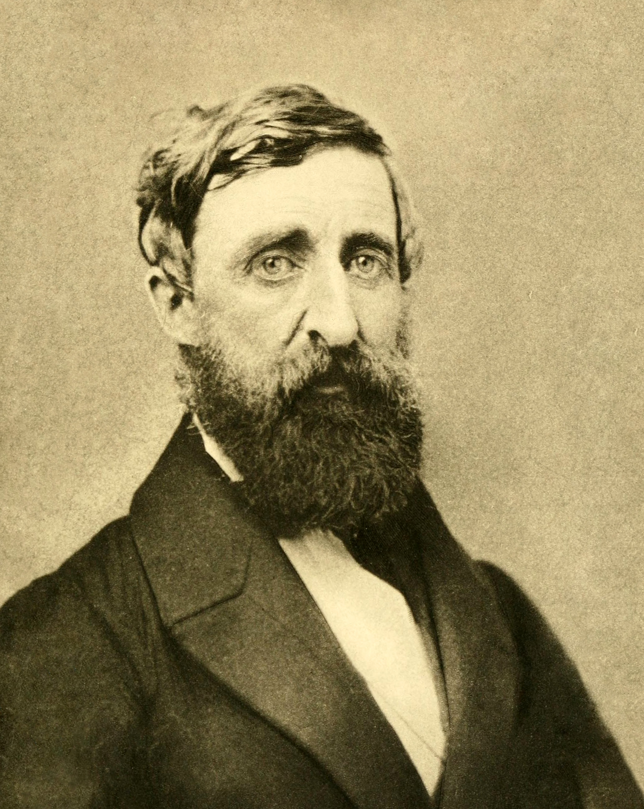 Henry David Thoreau, Amerikalı yazar (ÖY-1862) tarihte bugün