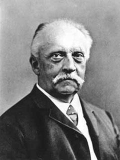 Hermann von Helmholtz, Alman fizyolog (�Y-1894) tarihte bug�n