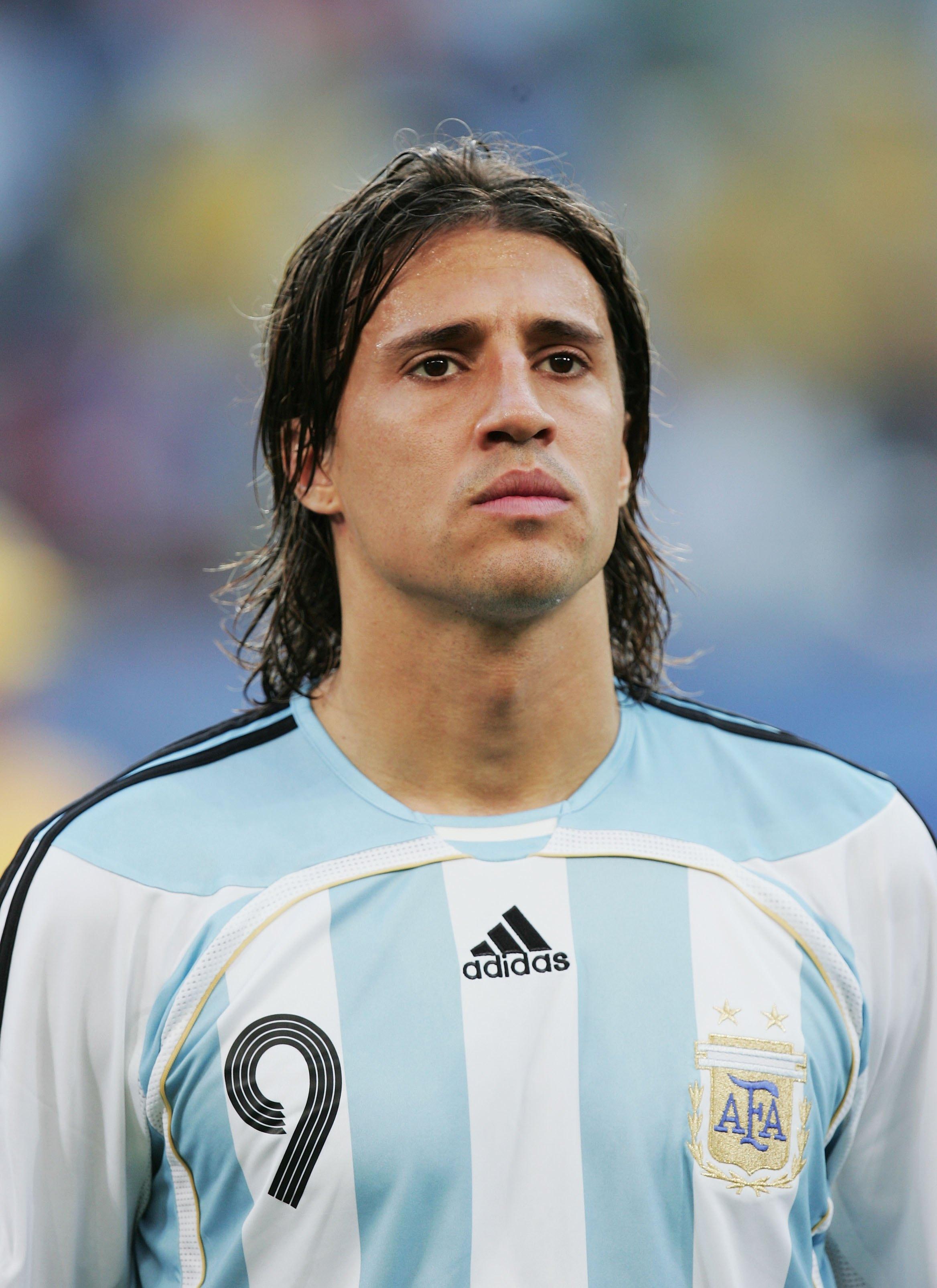 Hernan Crespo, Arjantinli futbolcu tarihte bugün