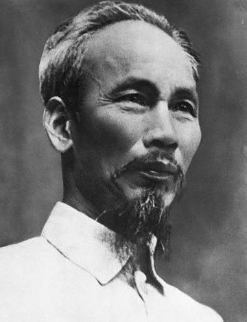 Ho Chi Minh, Vietnam devlet başkanı (DY-1890) tarihte bugün
