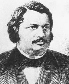 Honore de Balzac, Fransız yazar (DY-1799) tarihte bugün