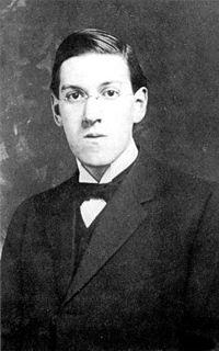 Howard Phillips Lovecraft, Amerikalı yazar (ÖY-1937) tarihte bugün