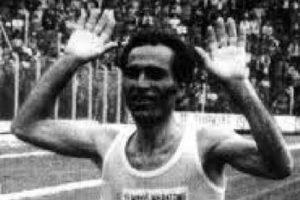 Hüseyin Aktaş, sporcu atlet (DY-1941) tarihte bugün