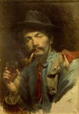 Hüseyin Avni Lifij, ressam (DY-1886) tarihte bugün