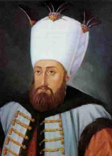 I. Mahmut, Osmanlı Padişahı (ÖY-1754)