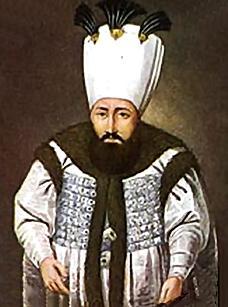 I. Mahmut, Osmanlı padişahı (DY-1696) tarihte bugün