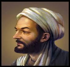 Filozof ve bilim adamı İbni Sina. tarihte bugün
