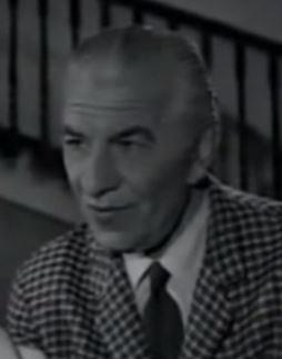 Tiyatro sanatçısı İbrahim Delideniz. tarihte bugün