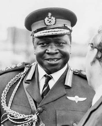 idi Amin, Uganda diktatörü (DY-1924) tarihte bugün