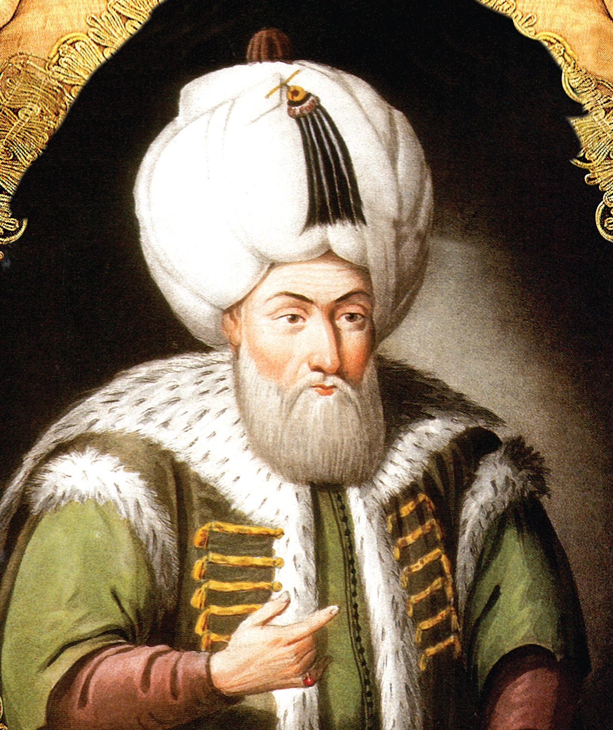 II. Bayezid, 8. Osmanlı padişahı (DY-1447) tarihte bugün