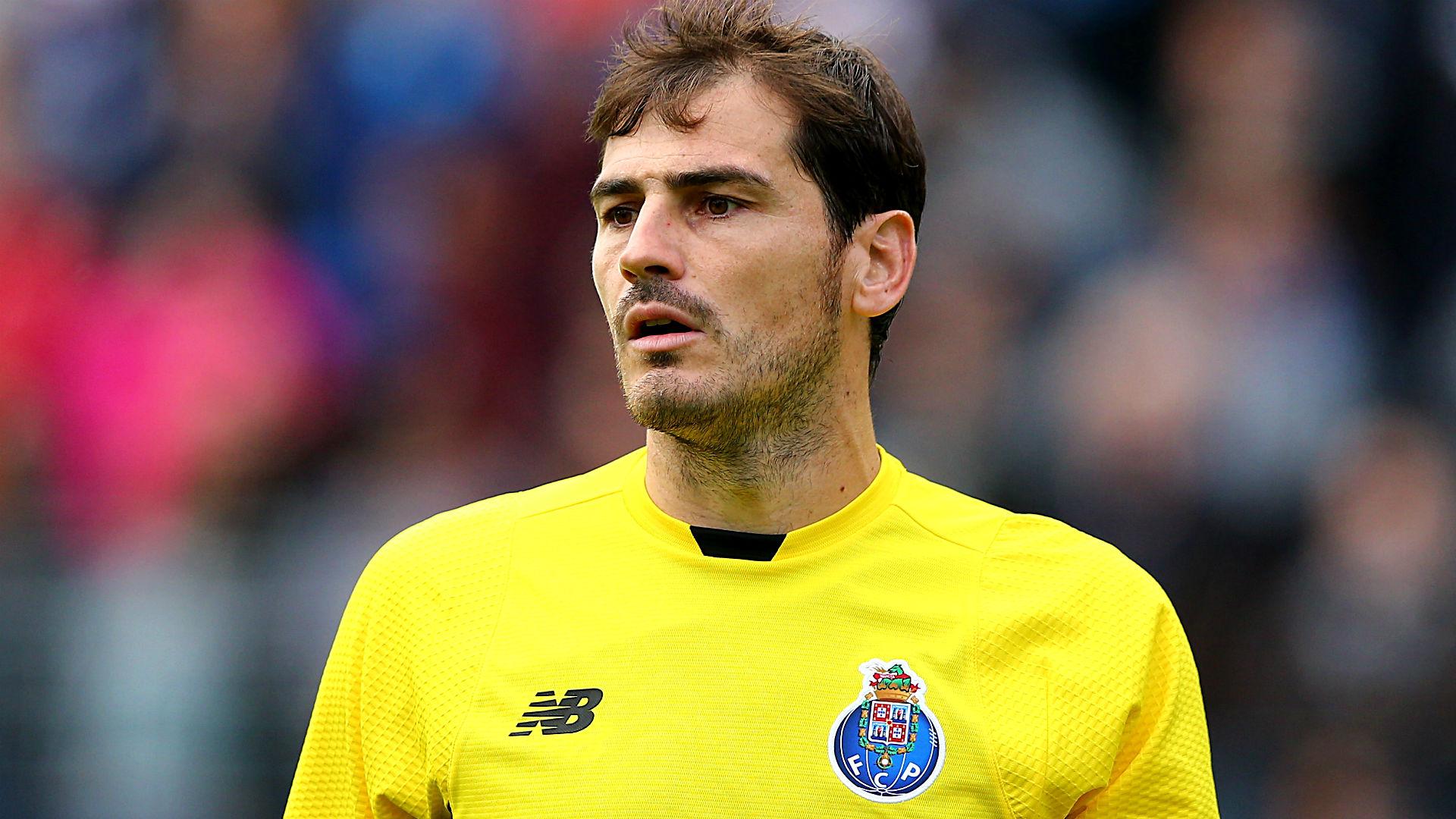Iker Casillas, ispanyol futbolcu tarihte bugün