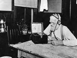 İlk radyo naklen yayını