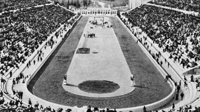 İlk modern Olimpiyat Oyunları Atina'da başladı.  tarihte bugün