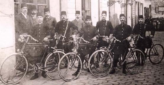 İlk Posta Teşkilatı (PTT) Kuruldu